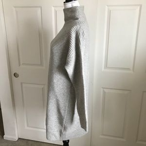 b9de5873582 Madewell Dresses - Madewell Gray Skyscraper Merino Wool Sweater Dress